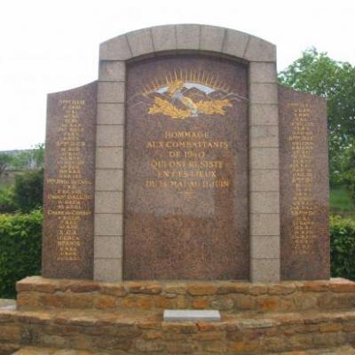Commémorations - les ARDENNES Mai 2009